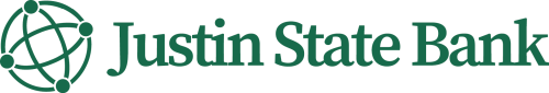 Logo of Justin State Bank